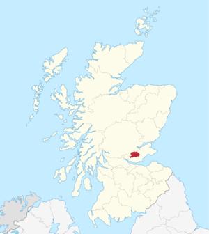 Kinross-shire - Image: Kinrossshire Traditional