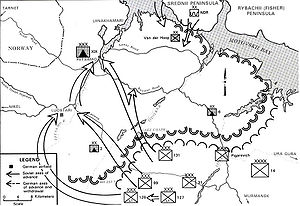 Petsamo–Kirkenes Offensive - Soviet Planning for the Operation.