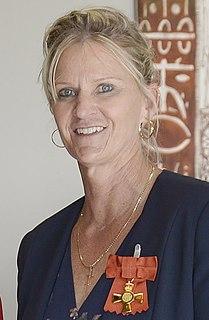 Kirsten Hellier New Zealand javelin thrower