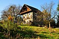 Klagenfurt Wölfnitz Ponfeld alter Geräteschuppen 18102008 4192.jpg