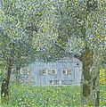 Klimt - Oberösterreichisches Bauernhaus.jpeg