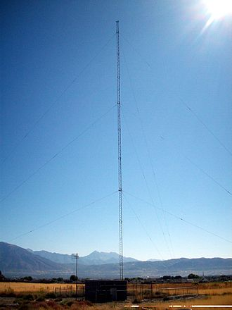 KTKK - The radio tower for KTKK was located in West Jordan, Utah. It was shared with KLLB. It has since been demolished making way for a new street.