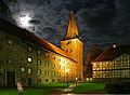 Kloster Wennigsen bei Nacht.jpg