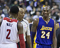 Kobe Bryant with John Wall.jpg