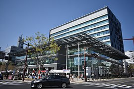 Kofu City Hall 201904a.jpg