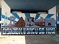 Kohorta, grafit Tuđmanov most (3).jpg