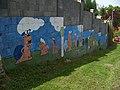 Koloděje, Bačetínská, malby na zdi.jpg