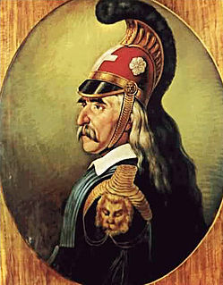 Theodoros Kolokotronis Greek general (1770-1843)