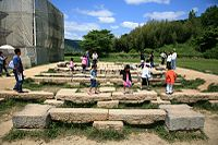 Korea-Gyeongju-Gameunsa temple site remains-01.jpg