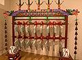 Korean Gong chimes, Musical Instrument Museum, Phoenix, Arizona.jpg
