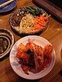 Korean cuisine-Namul and kimchi.jpg