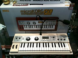 microKORG - WikiVisually