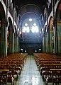 Kortrijk Sint Antoniuskerk Innen Langhaus Süd 1.jpg