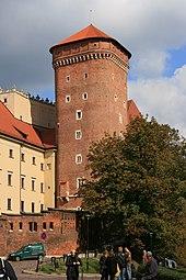 Baszta Senatorska Na Wawelu Wikipedia Wolna Encyklopedia