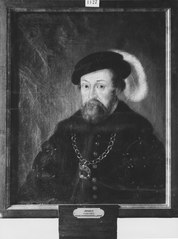 Portrait of Kristian III, 1503-1559