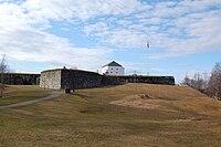 Kristiansten Fortress Trondheim 2009 1.JPG