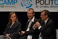 Kristina Schröder, Volker Beck, PolitCamp 2010.jpg