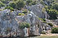 Kuşcağız Köyü Yolu, 07580 Çevreli-Demre-Antalya, Turkey - panoramio (5).jpg