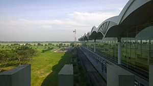 Kualanamu International Airport - Kualanamu Airport Exterior