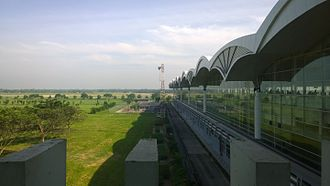 Kualanamu International Airport - Kualanamu Airport Exterior