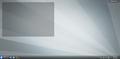 Kubuntu 12.04 LTS Precise Pangolin alpha1 empty desktop.png