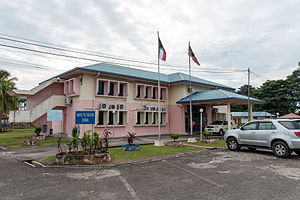 Kunak District - Kunak District office.