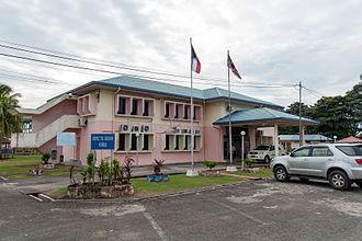 Kunak District - Kunak District office.