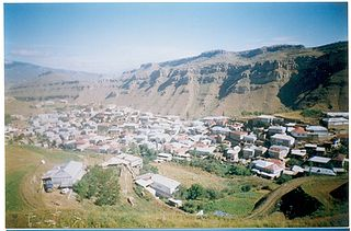 Laksky District District in Republic of Dagestan, Russia