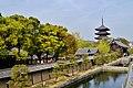Kyoto To-ji Mauer & Pagode 1.jpg