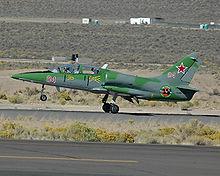 2dc7510d271eb1 Civil L-39 in fictional Soviet 84th Light Strike Squadron markings