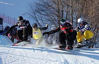 Tom Velisek Canadian snowboarder