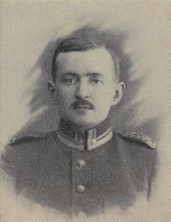 Lauri Tiainen Finnish military commander