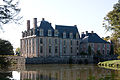 La-Ferté-Saint-Aubin Château de la Ferté Extérieur IMG 0128.jpg