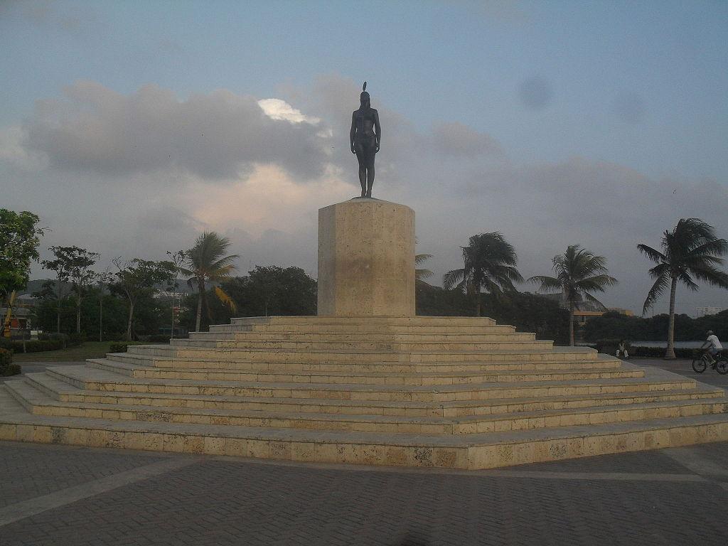 La India Catalina - qué hacer en Cartagena
