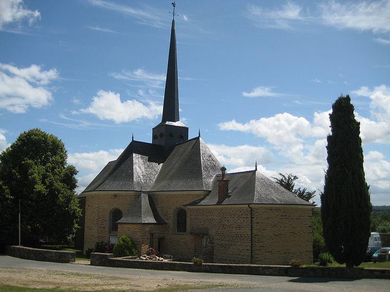 Church of La Chapelle-Bouëxic