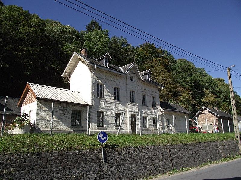 La Roche-en-Ardennes ex-vicinal station