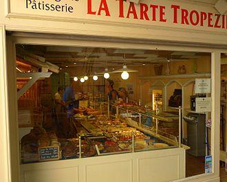 "Tarte Tropézienne - Micka's pâtisserie ""La Tarte Tropézienne"""