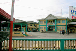 Poblacion and Municipal Hall