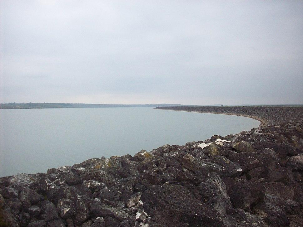 Lac-Temple-Digue