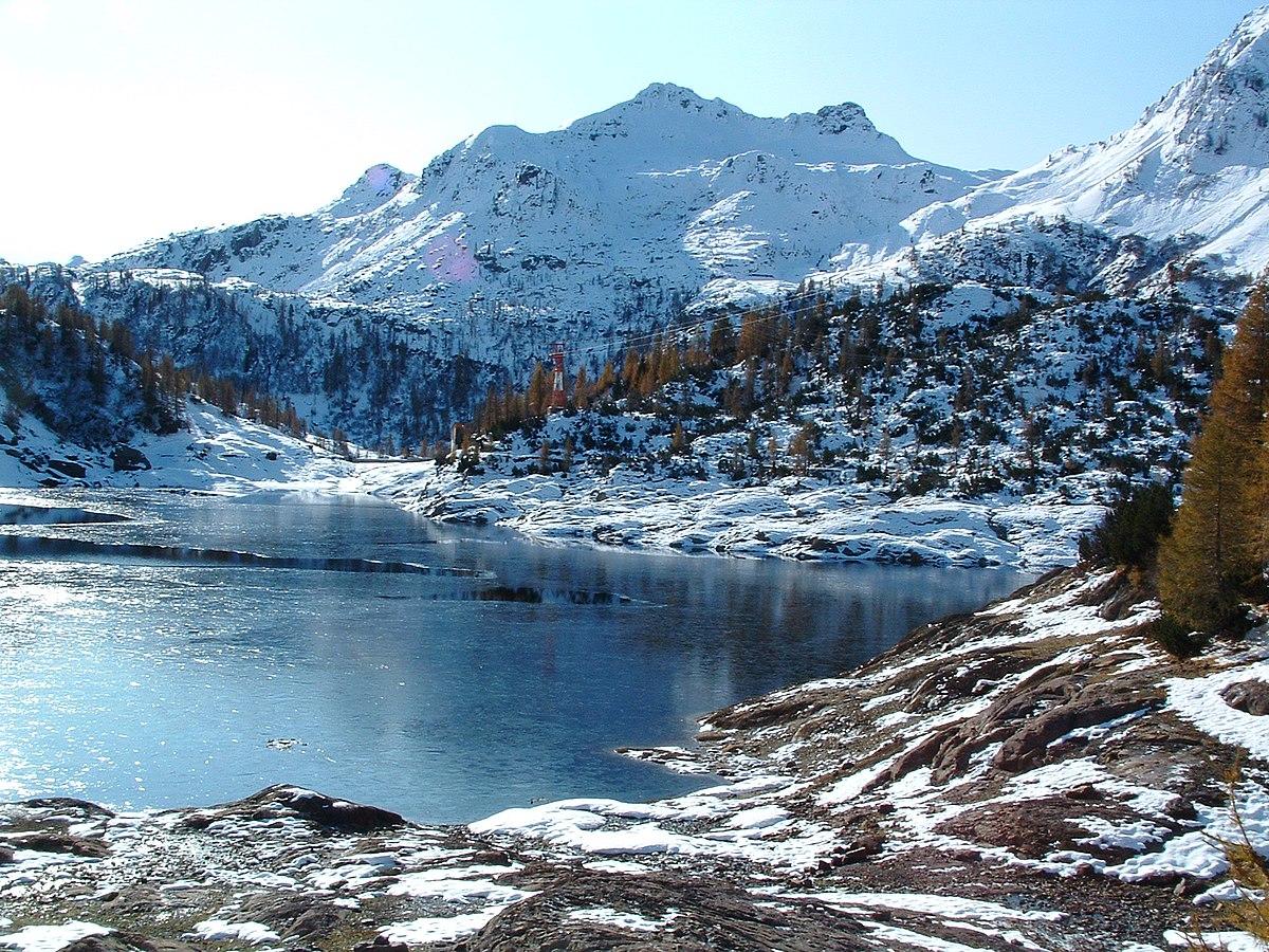 Lago marcio wikipedia - Gemelli diversi wikipedia ...