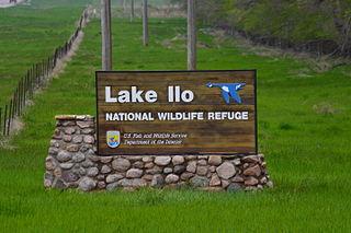 Lake Ilo National Wildlife Refuge