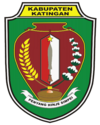 Official seal of Katingan Regency