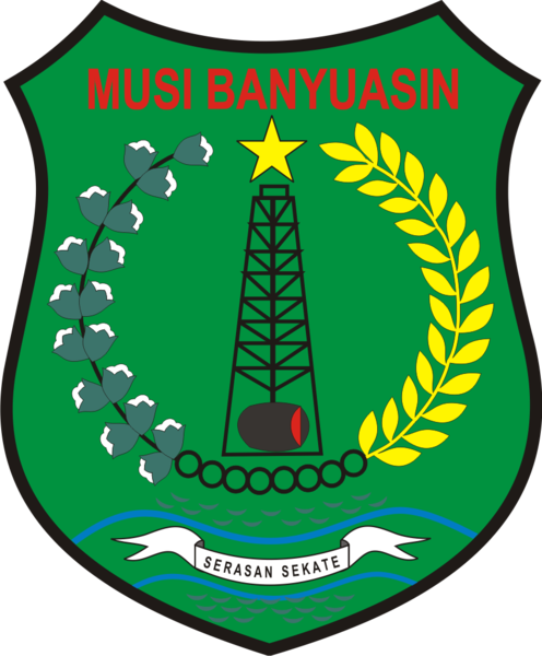 Berkas Lambang Kabupaten Musi Banyuasin Png Wikipedia Bahasa Indonesia Ensiklopedia Bebas