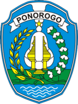 Ponorogo Regency - Image: Lambang Kabupaten Ponorogo