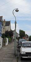Lanterna kolono ĉe 41 Skt. la Teraso de Luko, Brajtono (IoE Code 481215).jpg