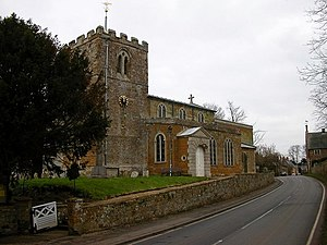 Lamport, Northamptonshire - Image: Lamport geograph.org.uk 324822