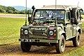 Land Rover Defender - Dunsfold 2015 (21091200295).jpg