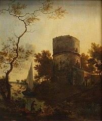 Landscape near Tivoli