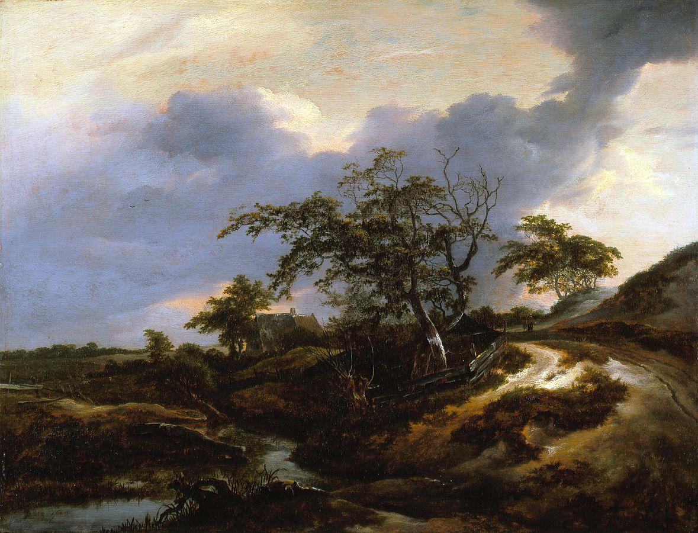 Landscape with Dunes