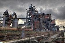 Landschaftspark Duisburg-Nord HDR 01.jpg